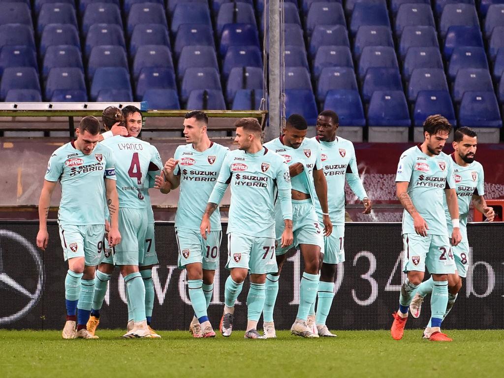 Torino contro l'Inter senza due nazionali positivi: top secret i nomi |  Sport e Vai
