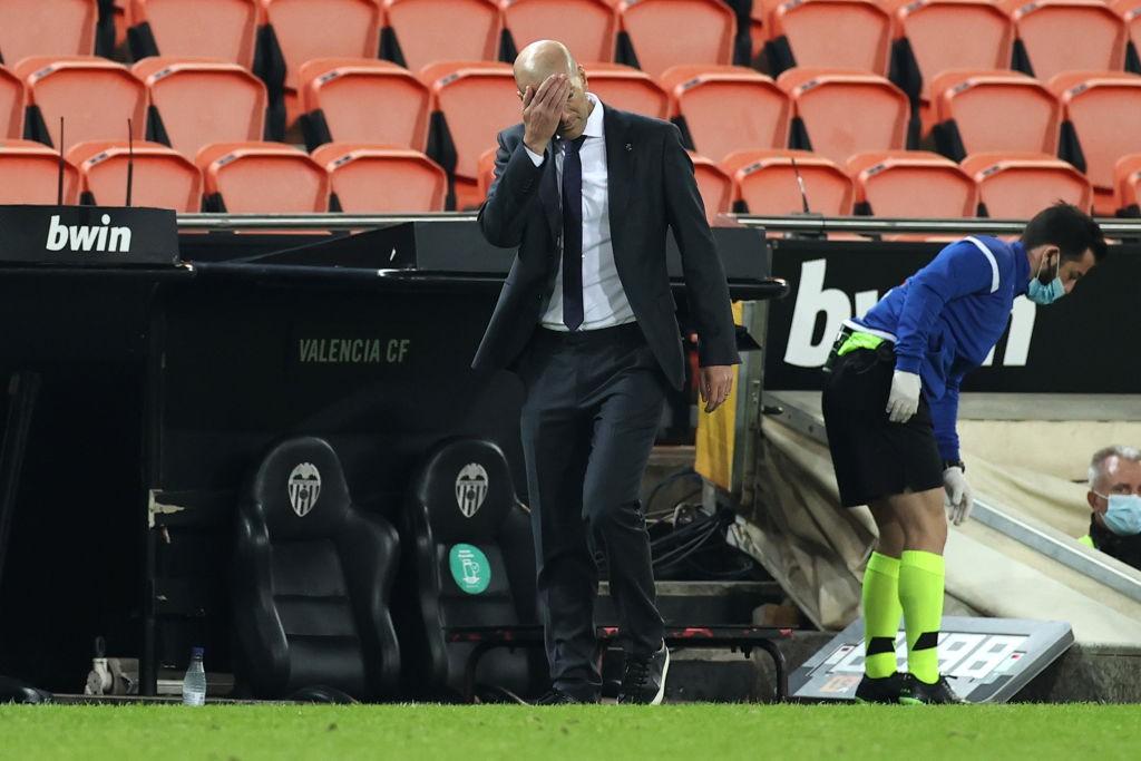 Zidane trema: due titolarissimi a rischio per Inter-Real |  Sport e Vai