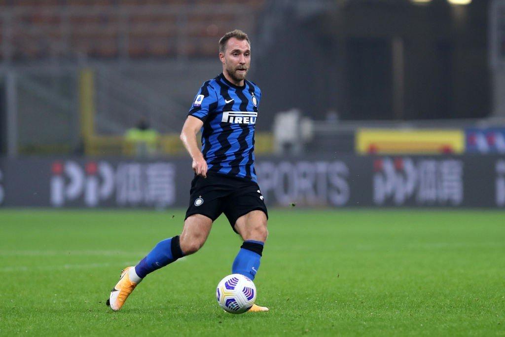 Non gioca nell'Inter, decisivo in nazionale: Eriksen salva la Danimarca |  Sport e Vai
