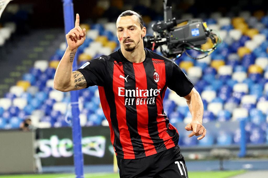 Ibra: Al Milan c'è chi non regge la mia pressione |  Sport e Vai