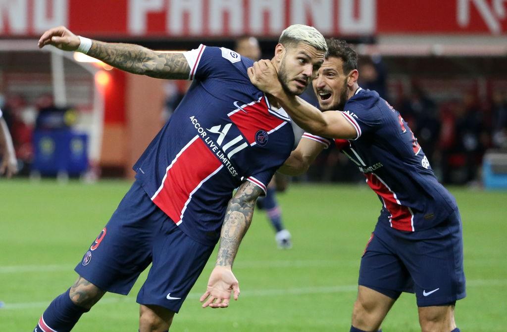 Icardi, frecciata agli ex compagni dell'Inter |  Sport e Vai