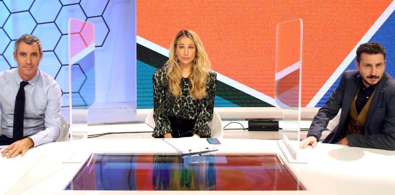 Tv: Ospiti e novità di domani a Quelli che il calcio    Sport e Vai