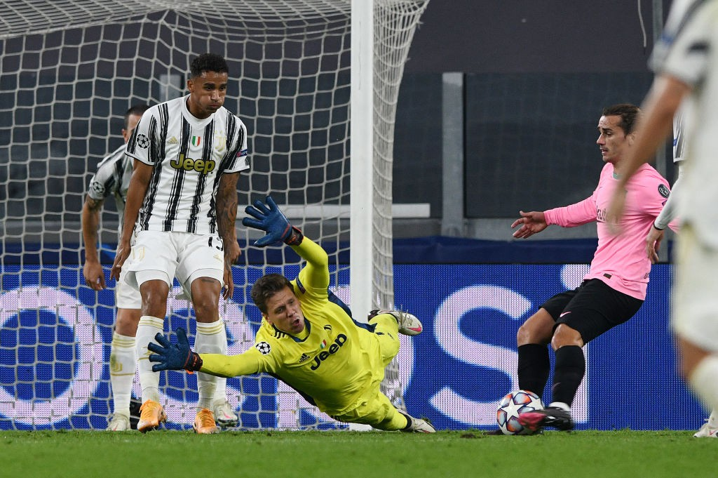 Szczesny spiega che manca alla Juve per diventare grande |  Sport e Vai