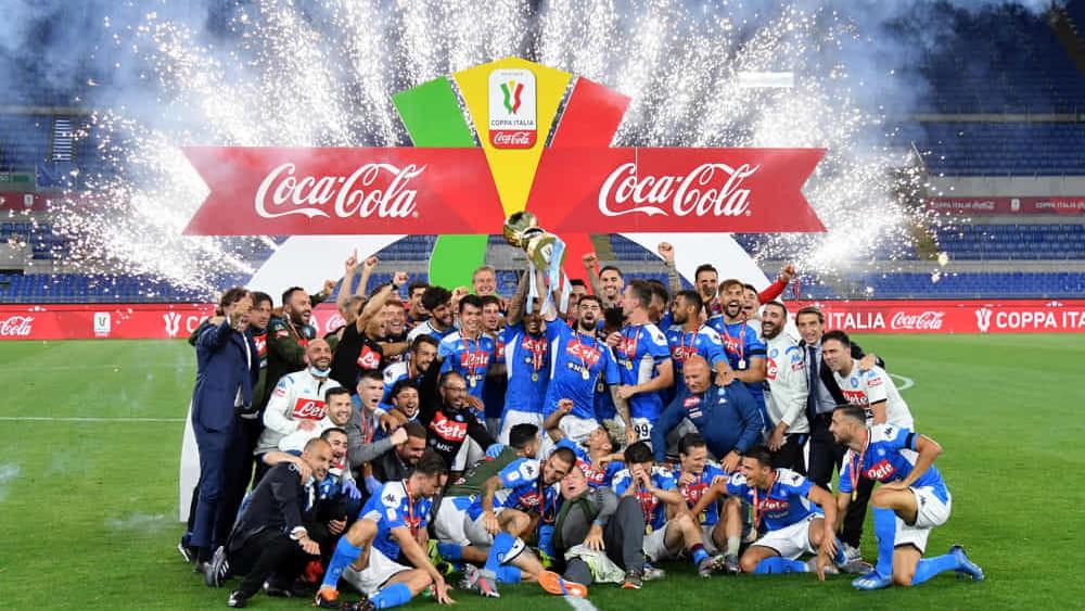 Napoli, l'avversario in Coppa Italia lo ha deciso il Covid |  Sport e Vai
