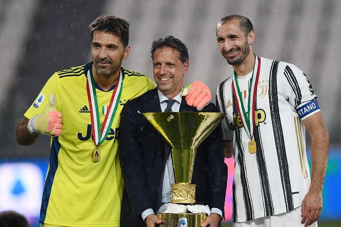 Juve, Chiellini: Futuro? ora penso solo a quei tre |  Sport e Vai