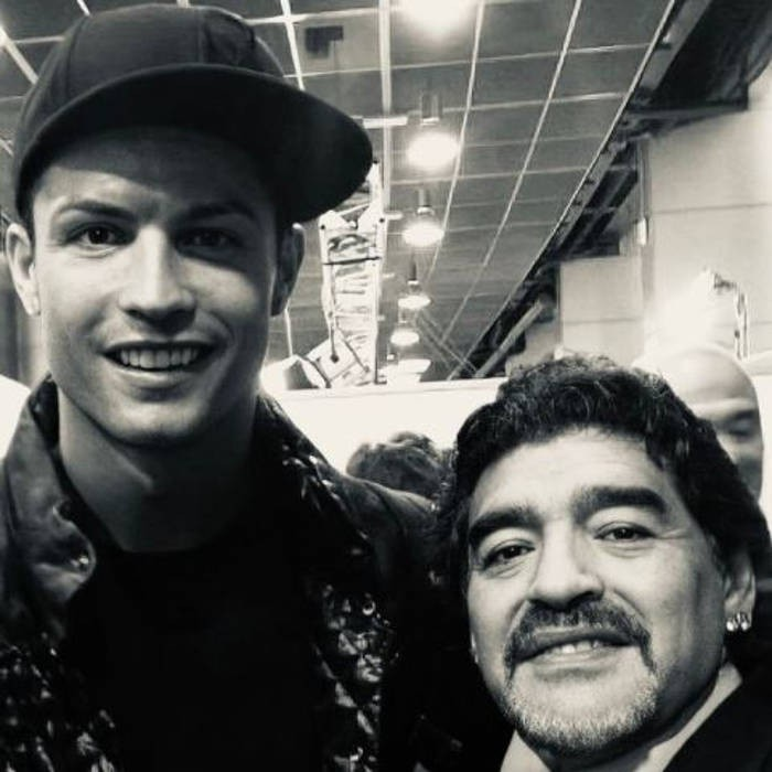 Ronaldo batte Messi anche su Instagram...grazie a Maradona |  Sport e Vai