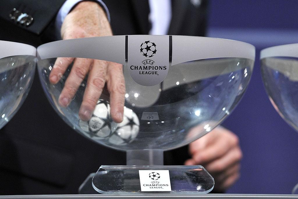 Champions, l'esito dei sorteggi degli ottavi |  Sport e Vai