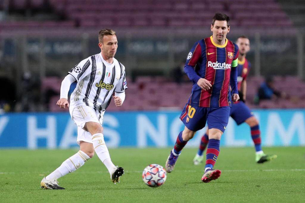 Arthur: Che fortuna che ho avuto alla Juve |  Sport e Vai