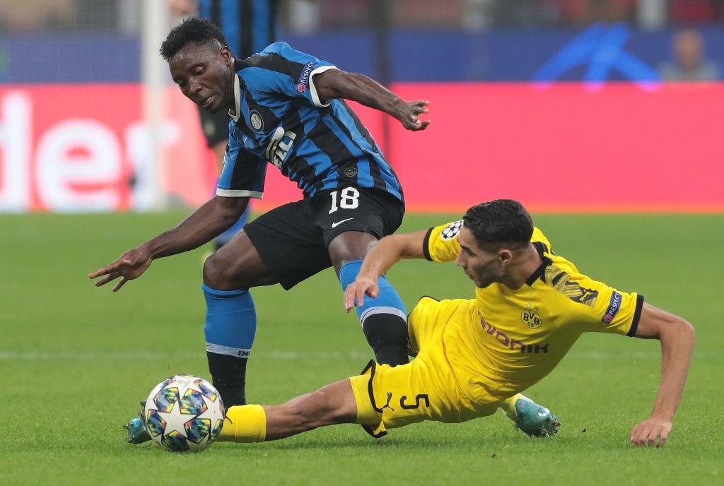Asamoah rivela perché ha lasciato l'Inter |  Sport e Vai