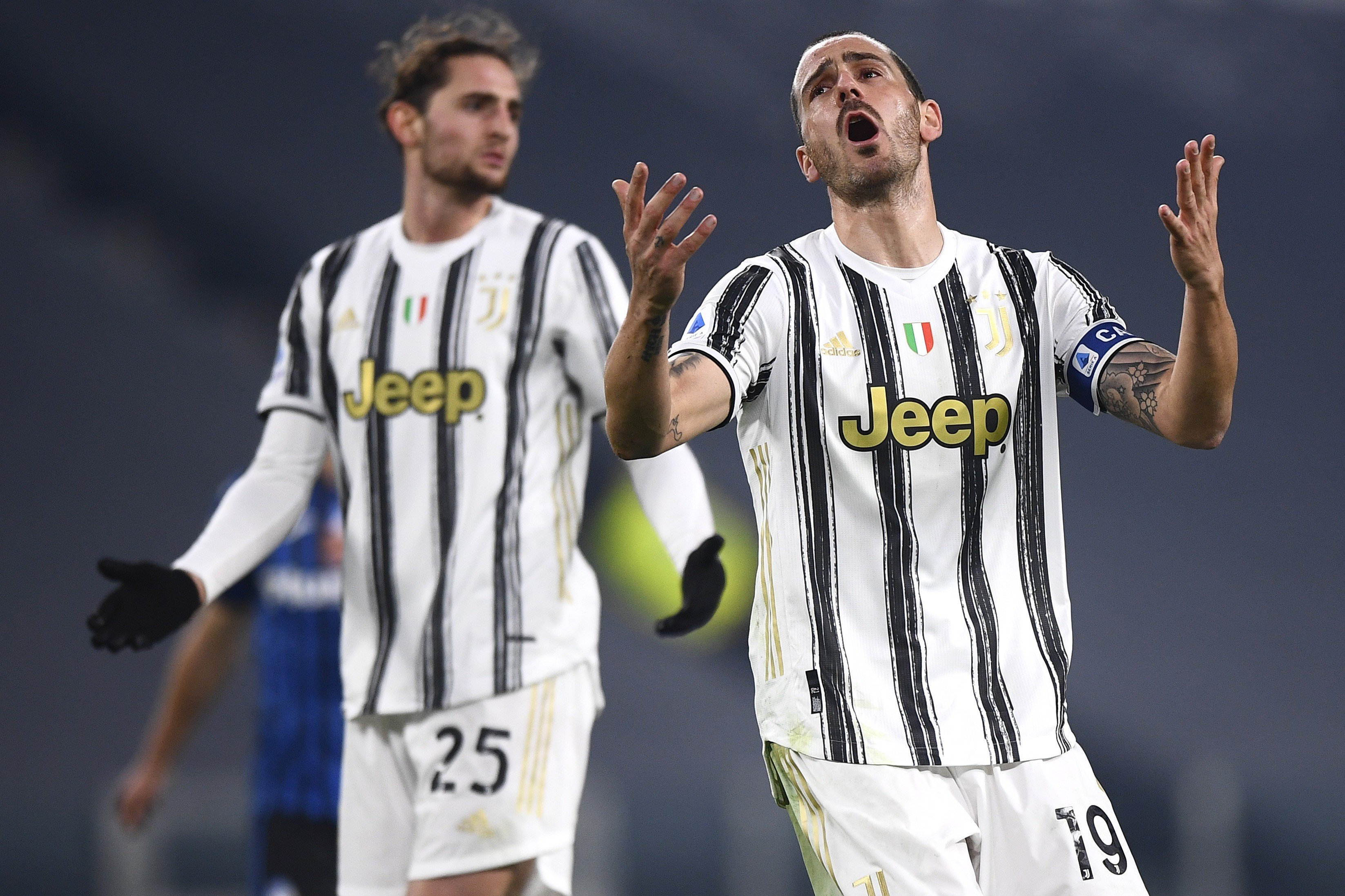 Juve, Bonucci spiega i motivi della vittoria |  Sport e Vai