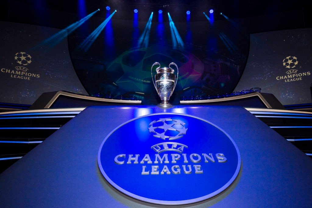 Champions: Ironia Social sui sorteggi |  Sport e Vai