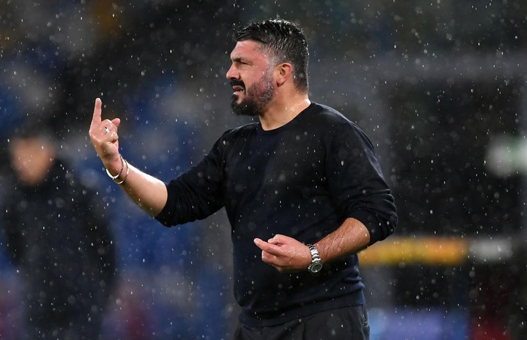 Napoli, Malfitano bacchetta Gattuso, ma che sfortuna lo scudetto |  Sport e Vai