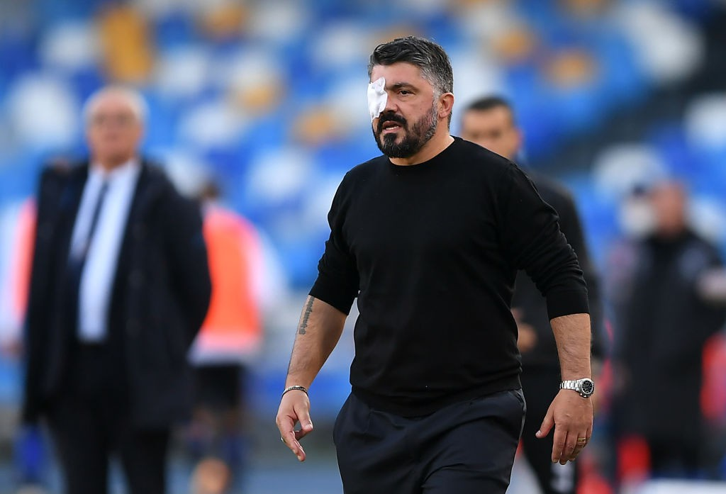 Nessuna domanda, Gattuso lascia sala stampa |  Sport e Vai