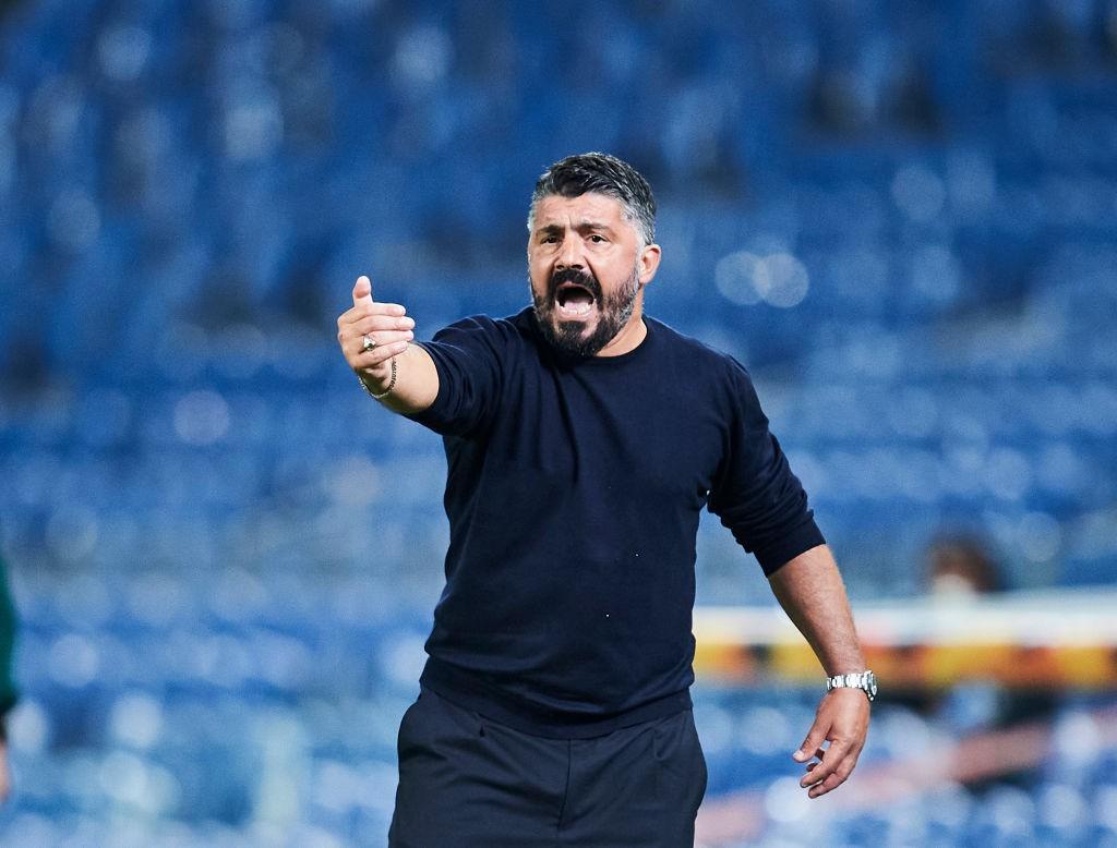 Napoli, Gattuso analizza la sconfitta contro il Genoa |  Sport e Vai