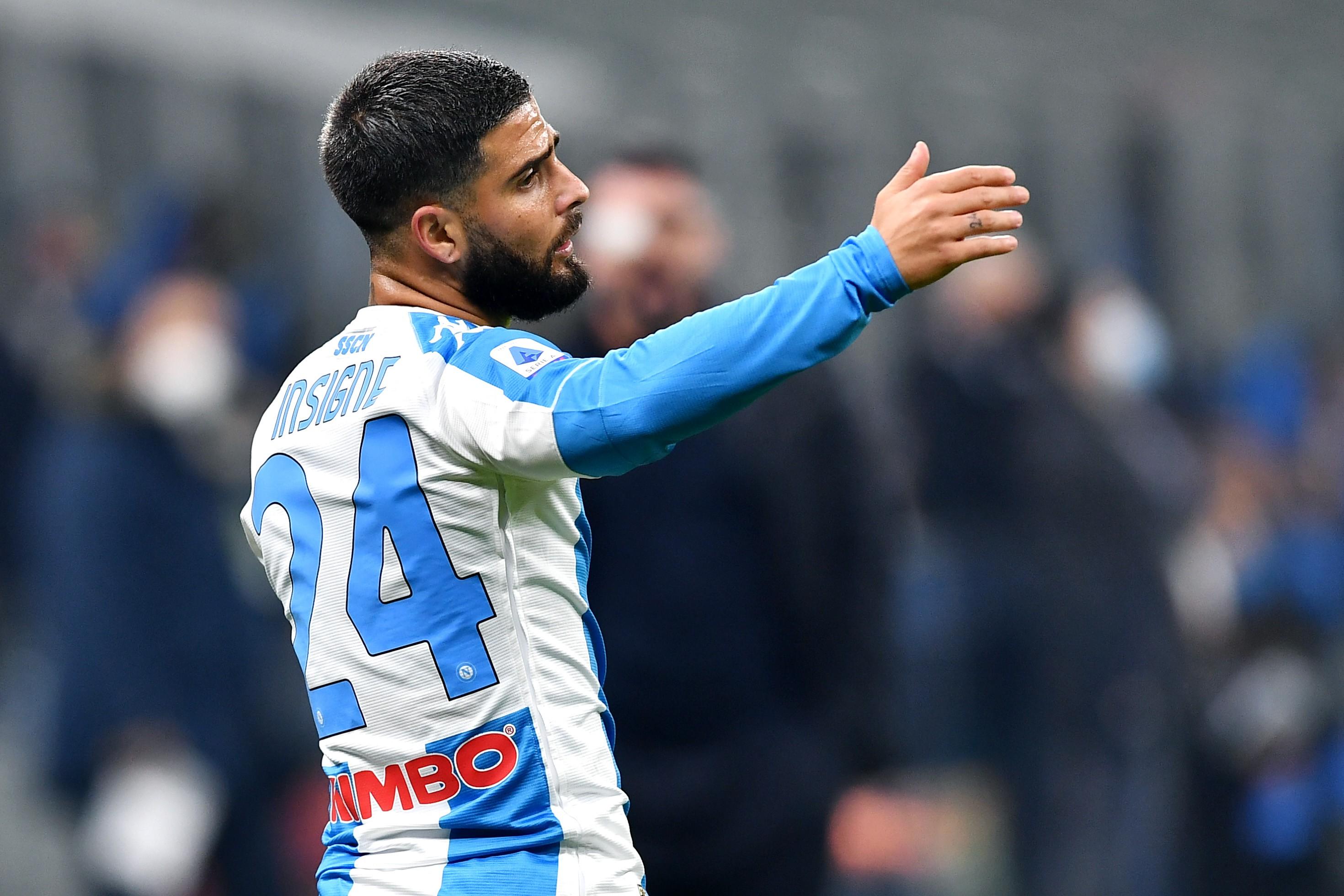 Insigne si scusa e assicura: Napoli più forte di sempre |  Sport e Vai