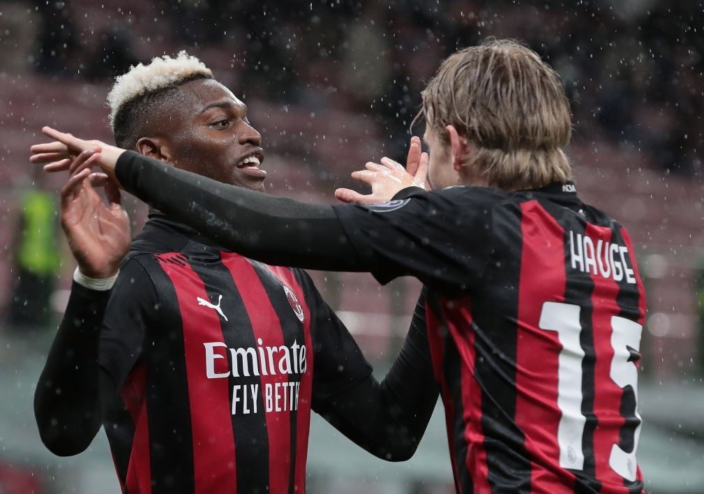 Leao rivela retroscena su gol Hauge |  Sport e Vai