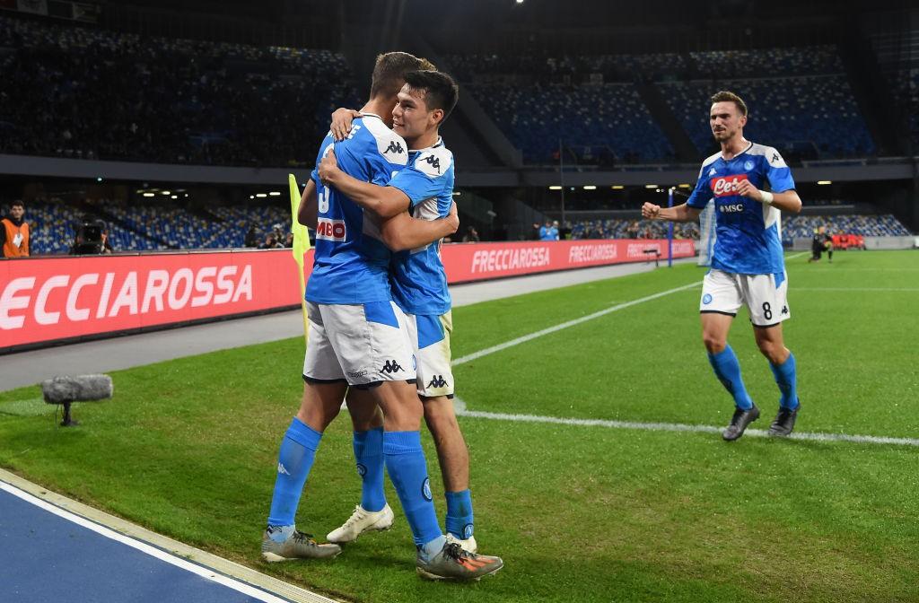 Bomber Napoli multato per foto proibite |  Sport e Vai