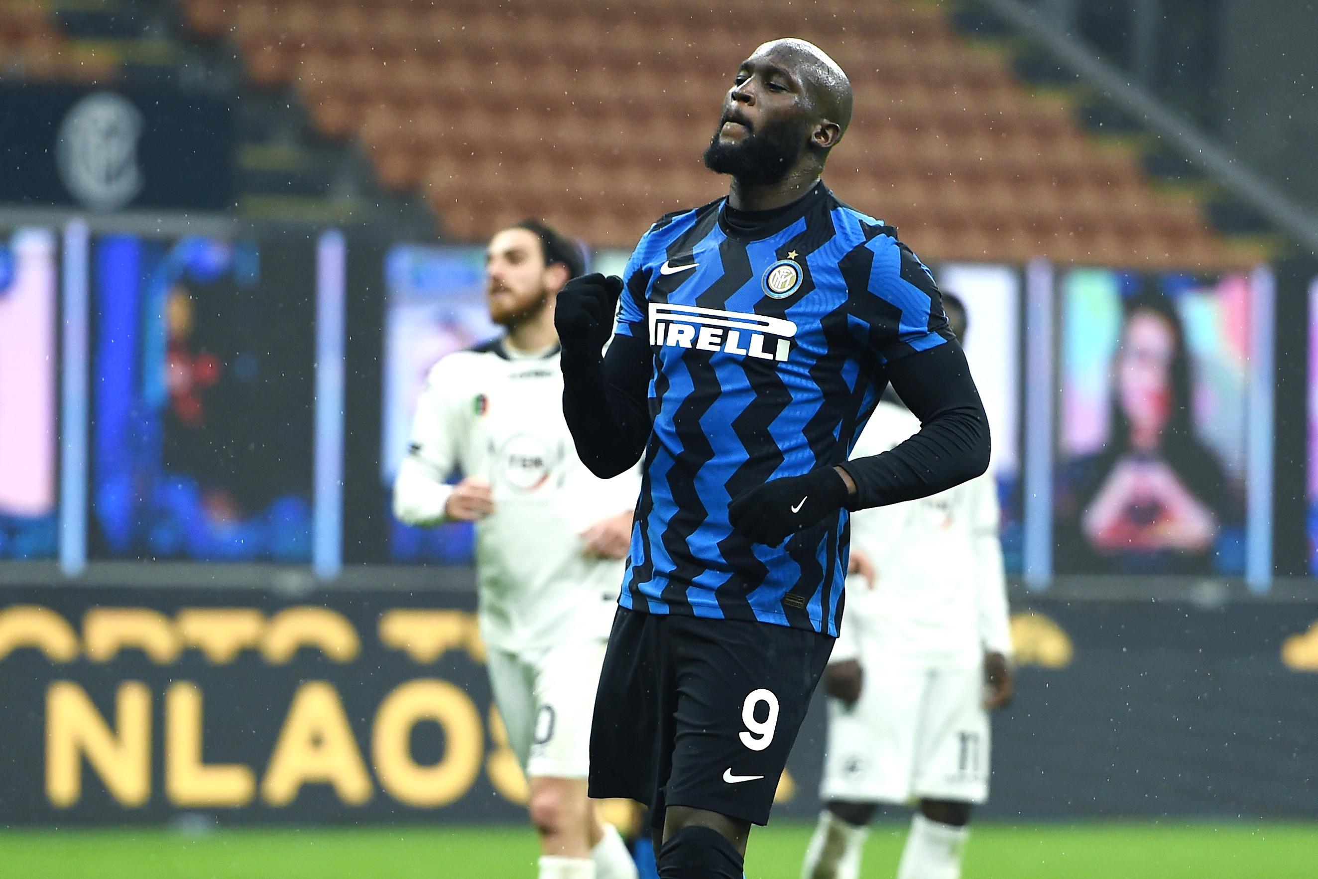 Inter, ancora sirene inglesi per Lukaku |  Sport e Vai