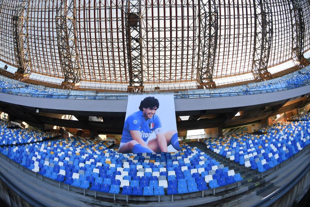 Morte Maradona, l'iniziativa della figlia Gianinna |  Sport e Vai