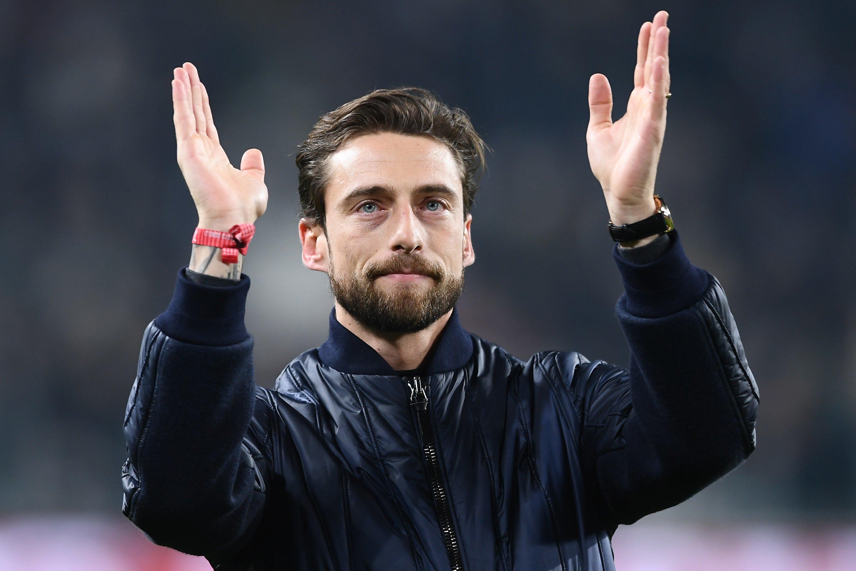 Marchisio sfotte Cr7: Tranne quello sei un grande |  Sport e Vai
