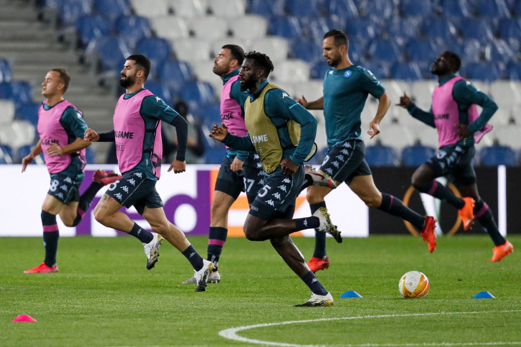 Napoli: Spuntano due positivi a Covid, tifosi in ansia |  Sport e Vai