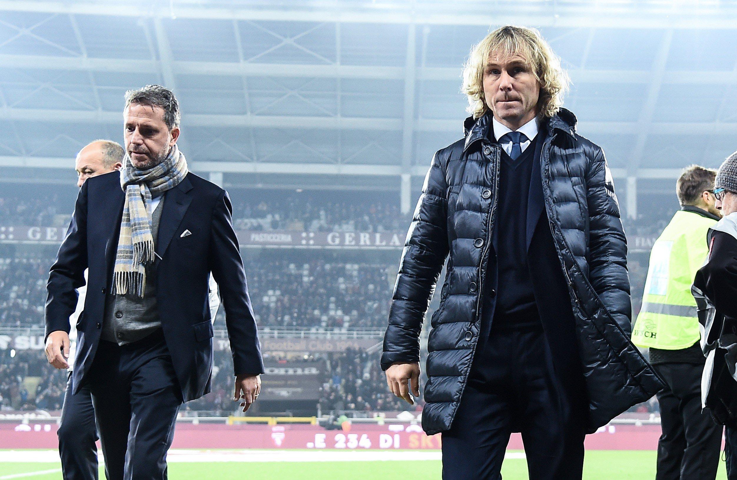 Juve, nuova polemica per le scenate dei dirigenti |  Sport e Vai