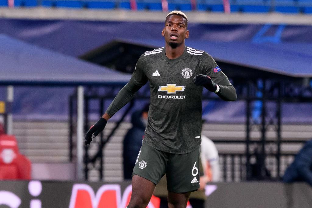Il gesto di Pogba convince la Uefa |  Sport e Vai