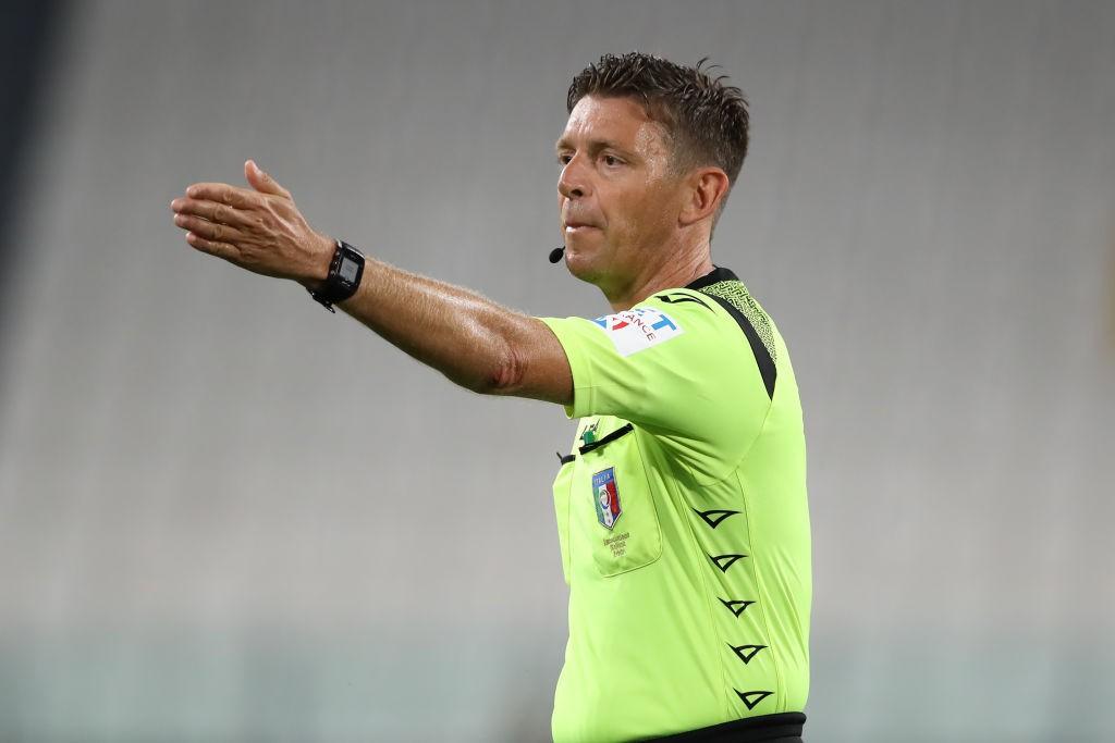 Rocchi fa chiarezza su errori Maresca e rosso a Fonseca |  Sport e Vai