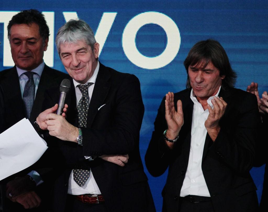 Lacrime Conti, ricordo Cabrini: Commozione a funerali Rossi |  Sport e Vai