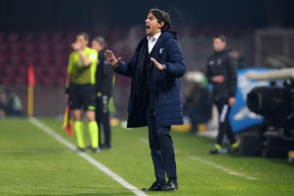Inzaghi, ultima spiaggia Napoli: Vedrete che reazione |  Sport e Vai