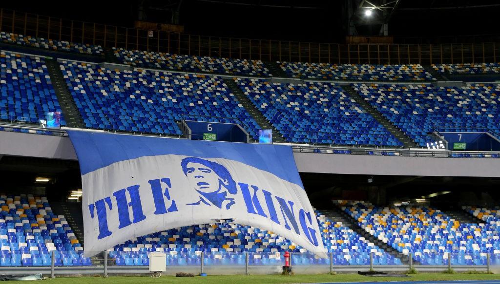 Diretta tv in chiaro per inaugurazione stadio Maradona? |  Sport e Vai