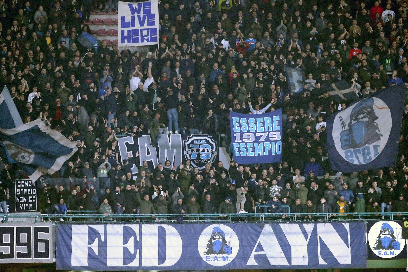 L'ultimo stop scatena tifosi Napoli: Adl richiamalo |  Sport e Vai