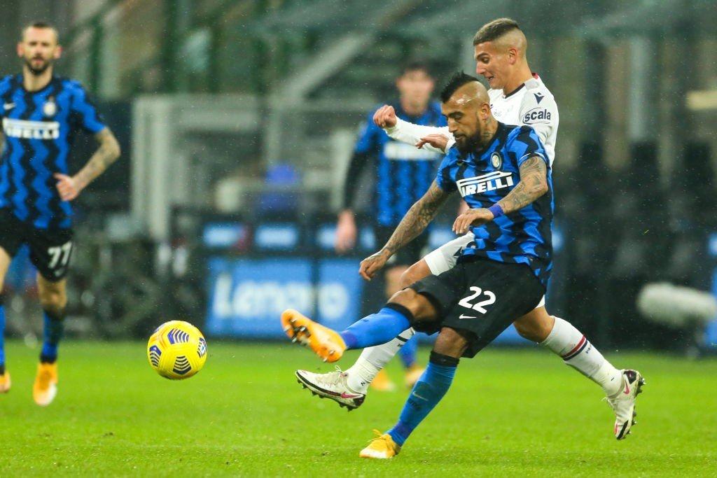 Tifosi Inter contro Vidal dopo post social |  Sport e Vai