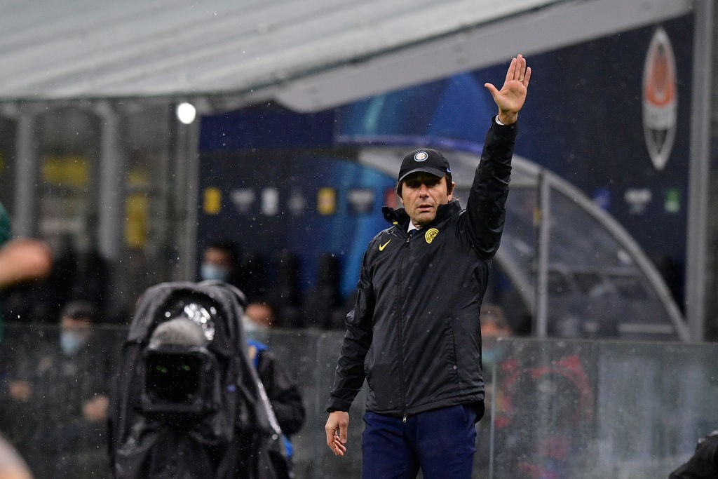 Inter, furia Conte in tv: Ci è mancato il gol, cosa volete? |  Sport e Vai