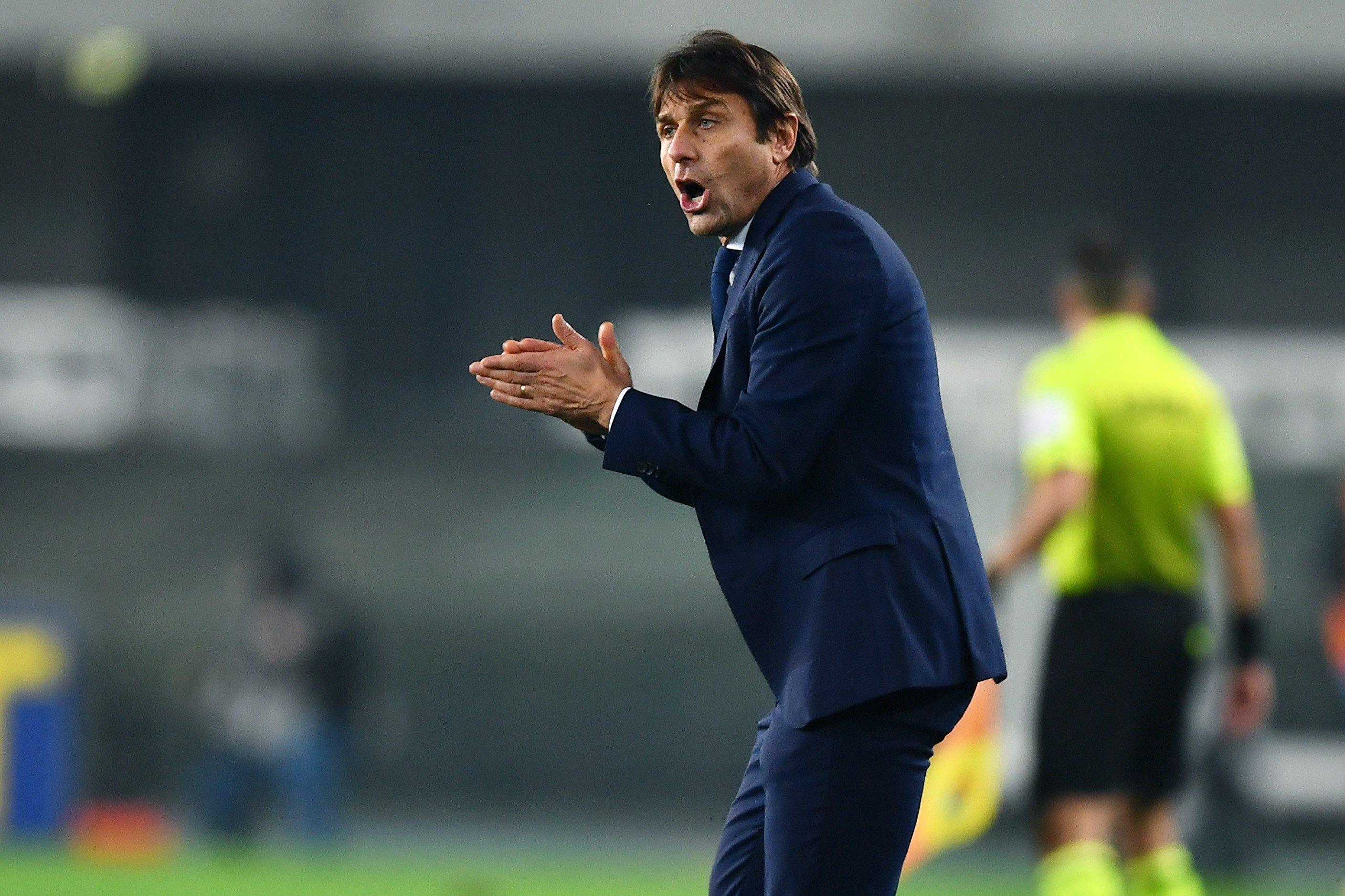 Inter, il Conte che non t'aspetti: Ho sempre detto che è valore aggiunto |  Sport e Vai