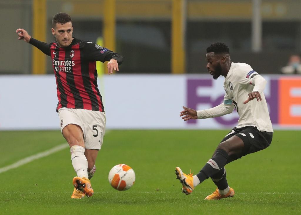 Dalot: Al Milan abbiamo un obiettivo e lavoriamo tutti per centrarlo |  Sport e Vai
