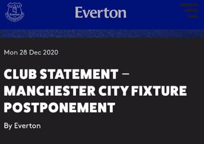 Rinvio Everton-City, Capuano: Avevo ragione io. Ma Ziliani replica |  Sport e Vai