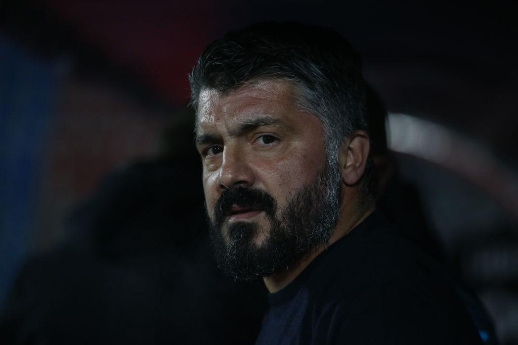 Gattuso scherza con Costacurta: Billy ti spiego il mio baffo |  Sport e Vai