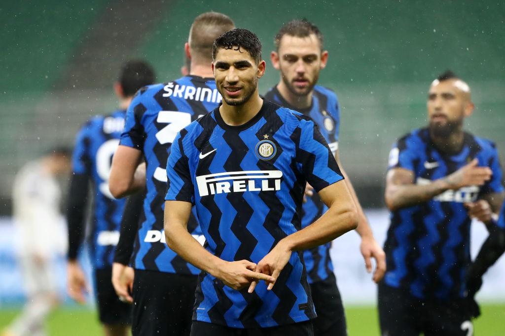 "Inter, Hakimi: ""Era una gara da vita o morte"" |  Sport e Vai"