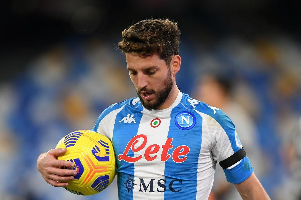 Mertens s'infortuna, tifosi Napoli disperati sui social |  Sport e Vai