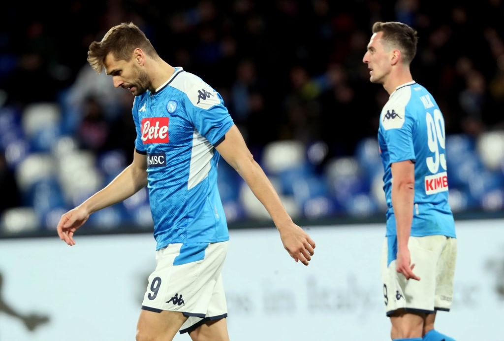 Llorente spiega cosa non ha funzionato a Napoli |  Sport e Vai