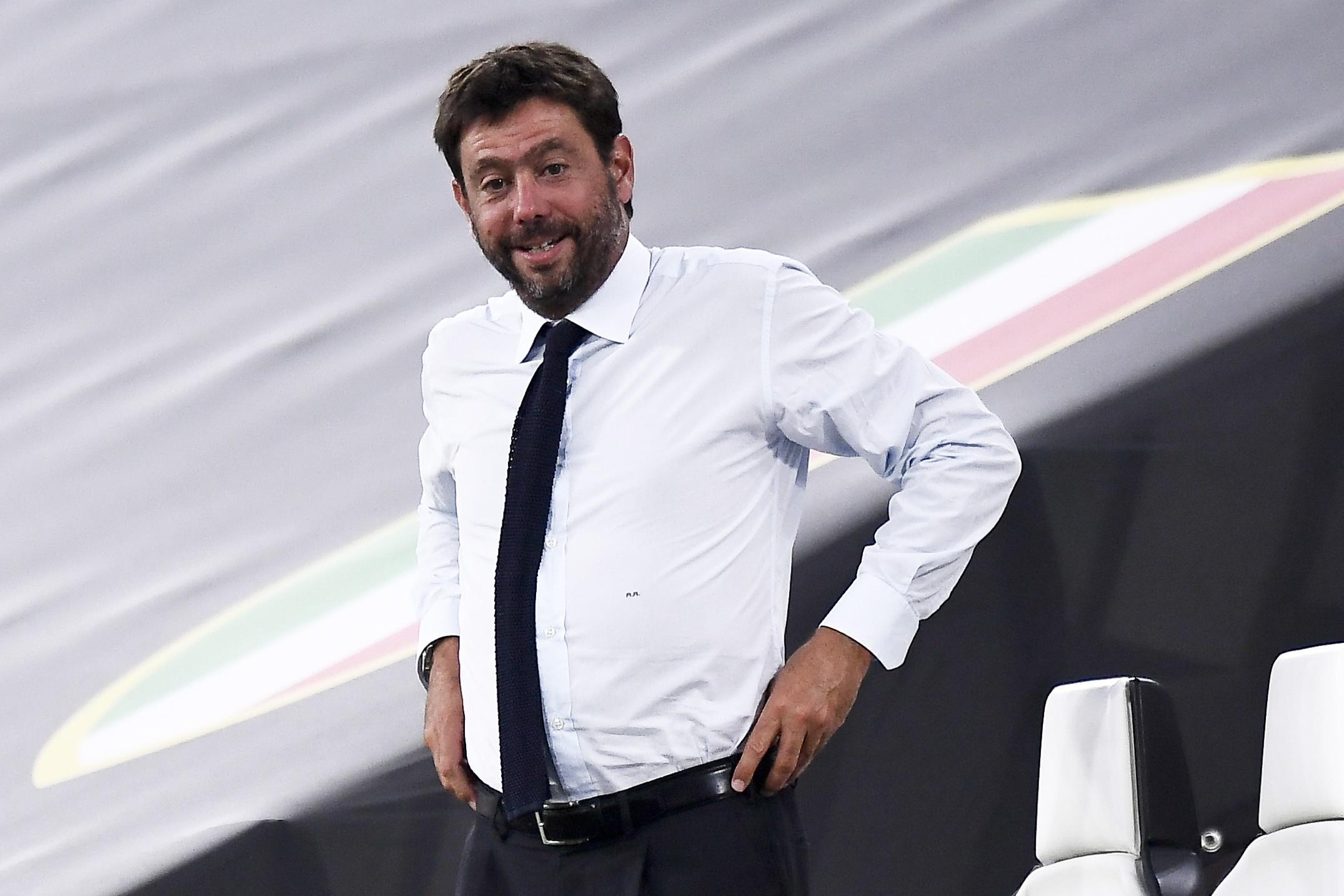 Cosa si son detti Conte e Agnelli |  Sport e Vai