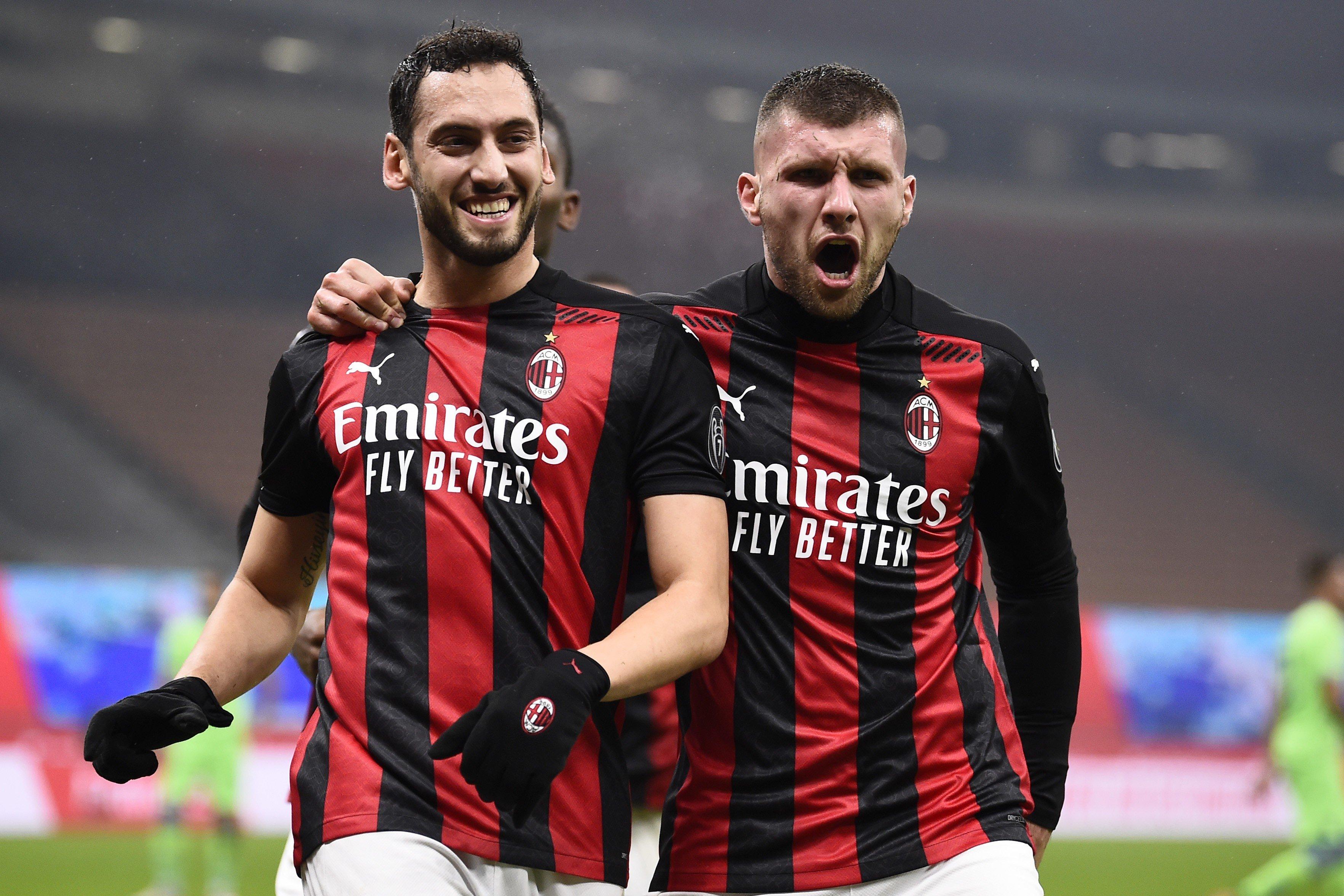 Classifiche a confronto: Milan e Napoli su, Inter e Juve giù |  Sport e Vai
