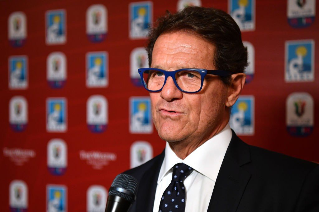 Capello non perdona niente a Conte |  Sport e Vai