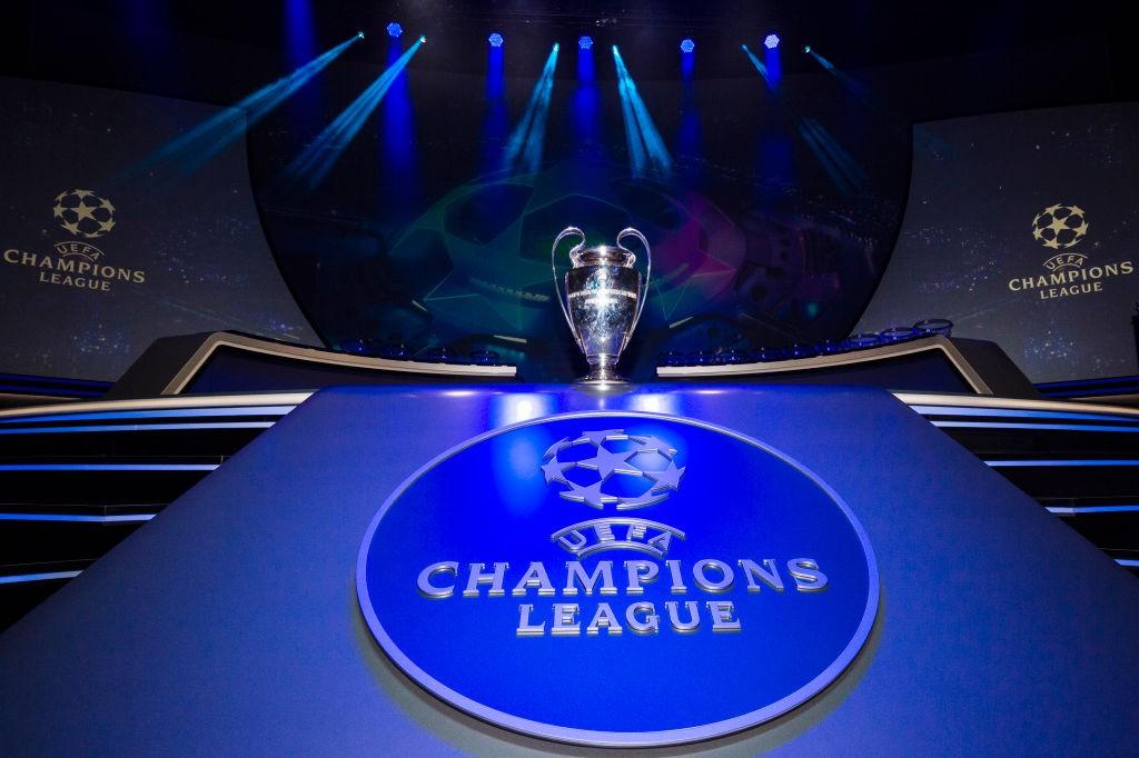 Champions: Ironia Social sui sorteggi    Sport e Vai
