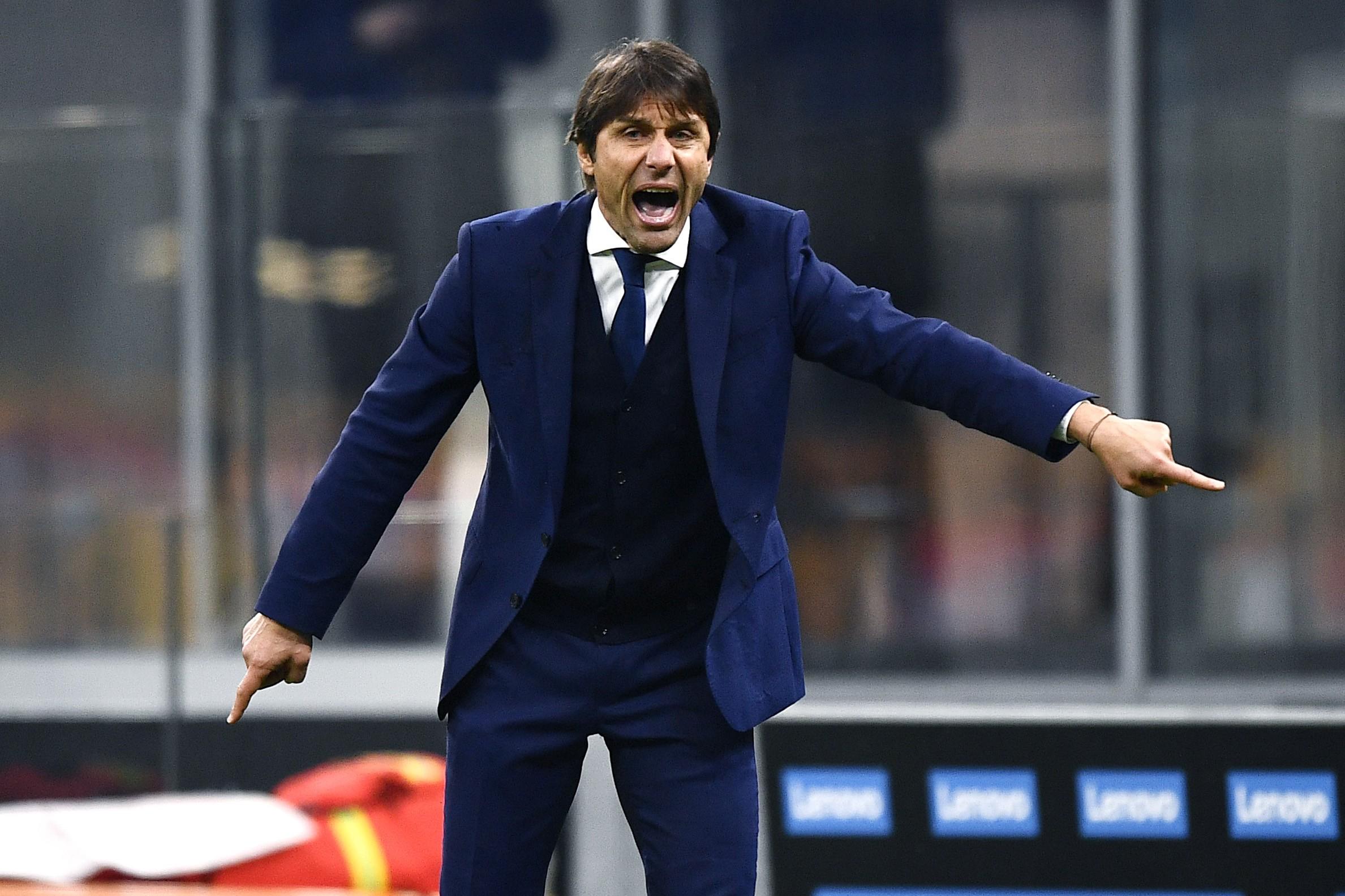 """Milan-Inter, la scelta di Tacchinardi: """"Conte è più abituato""""    Sport e Vai"""