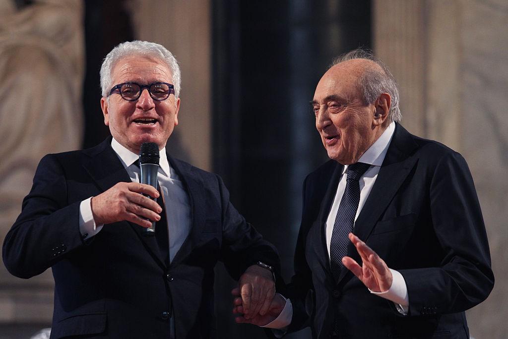 Ferlaino: Che bugia ha detto moglie Rossi sul no a Napoli |  Sport e Vai