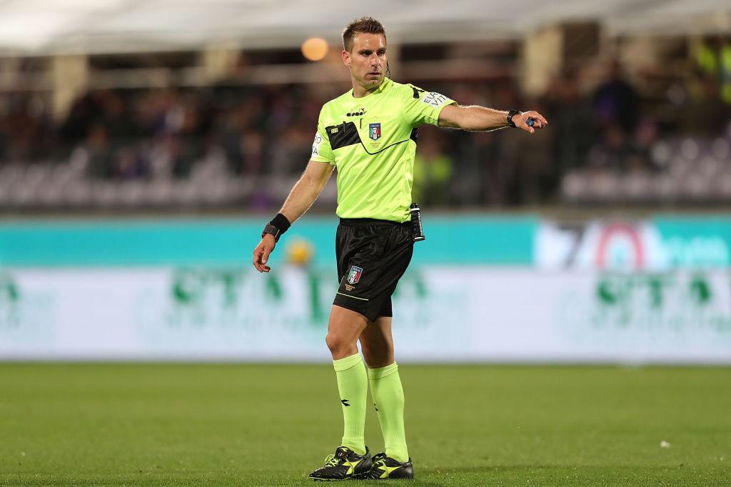Arbitri: Pasqua all'Inter, Fourneau al Milan, out Maresca |  Sport e Vai