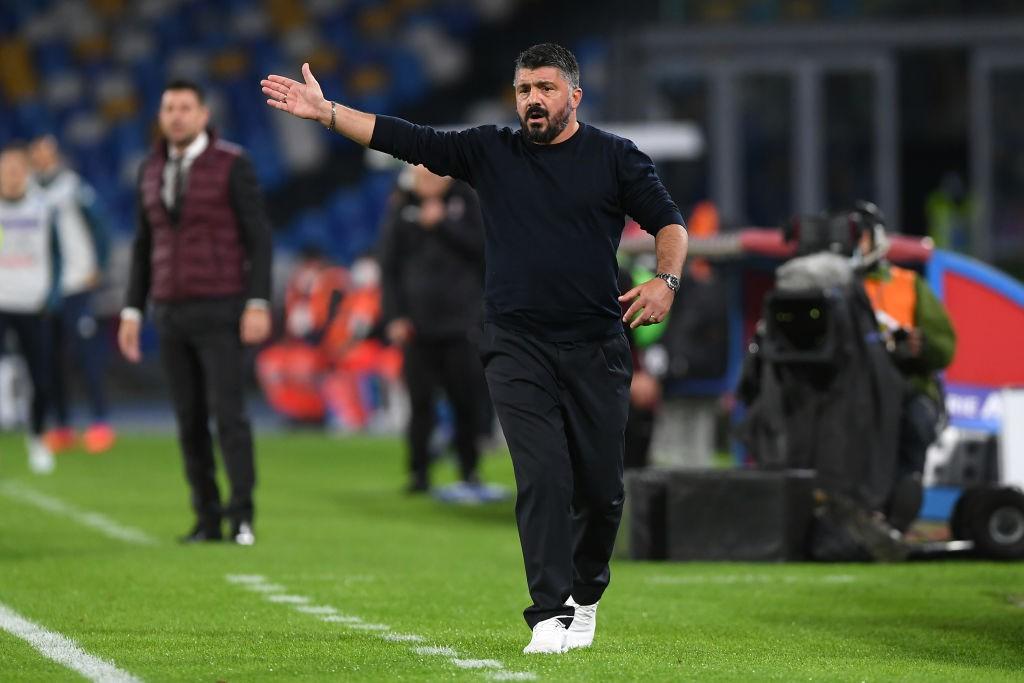 Venerato rivela perché Gattuso non ha ancora rinnovato |  Sport e Vai