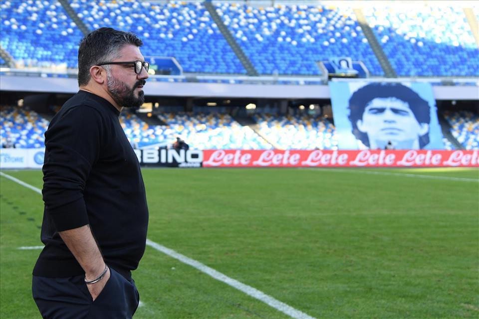 "Napoli, Gattuso difende la squadra: ""Uguale a 7 mesi fa"" |  Sport e Vai"